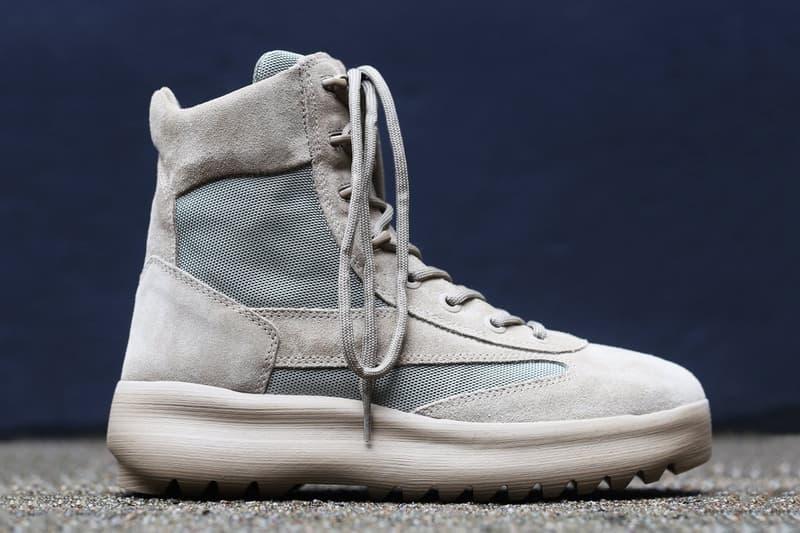 Yeezy Season 5 Pieces Surface Online fashion Kanye West Calabasas Classic Bomber adidas Las Virgenes Military Boot Calabasas Socks