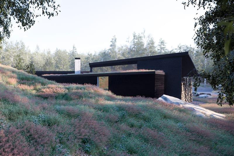Moxon Architects Studio Scottish Highlands Head Quarters Workspace