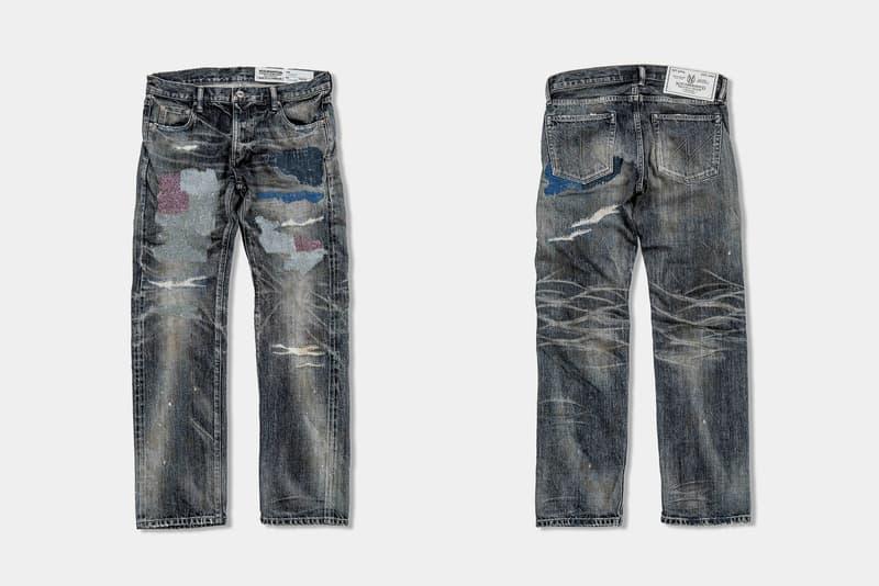 NEIGHBORHOOD Shinsuke Takizawa Denim Jeans Fashion Apparel Clothing Release Info Date Drops October 21