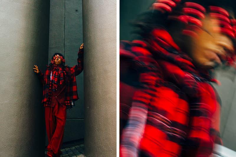 intelligence magazine South2 West8 Haven Nepenthes COLORS Editorial Needles Rebuild  Engineered Garments Masataka Hattori