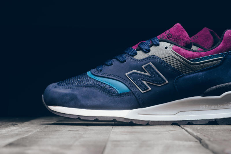 New Balance 997 PTB Navy Grey Purple Release Info Date Drops
