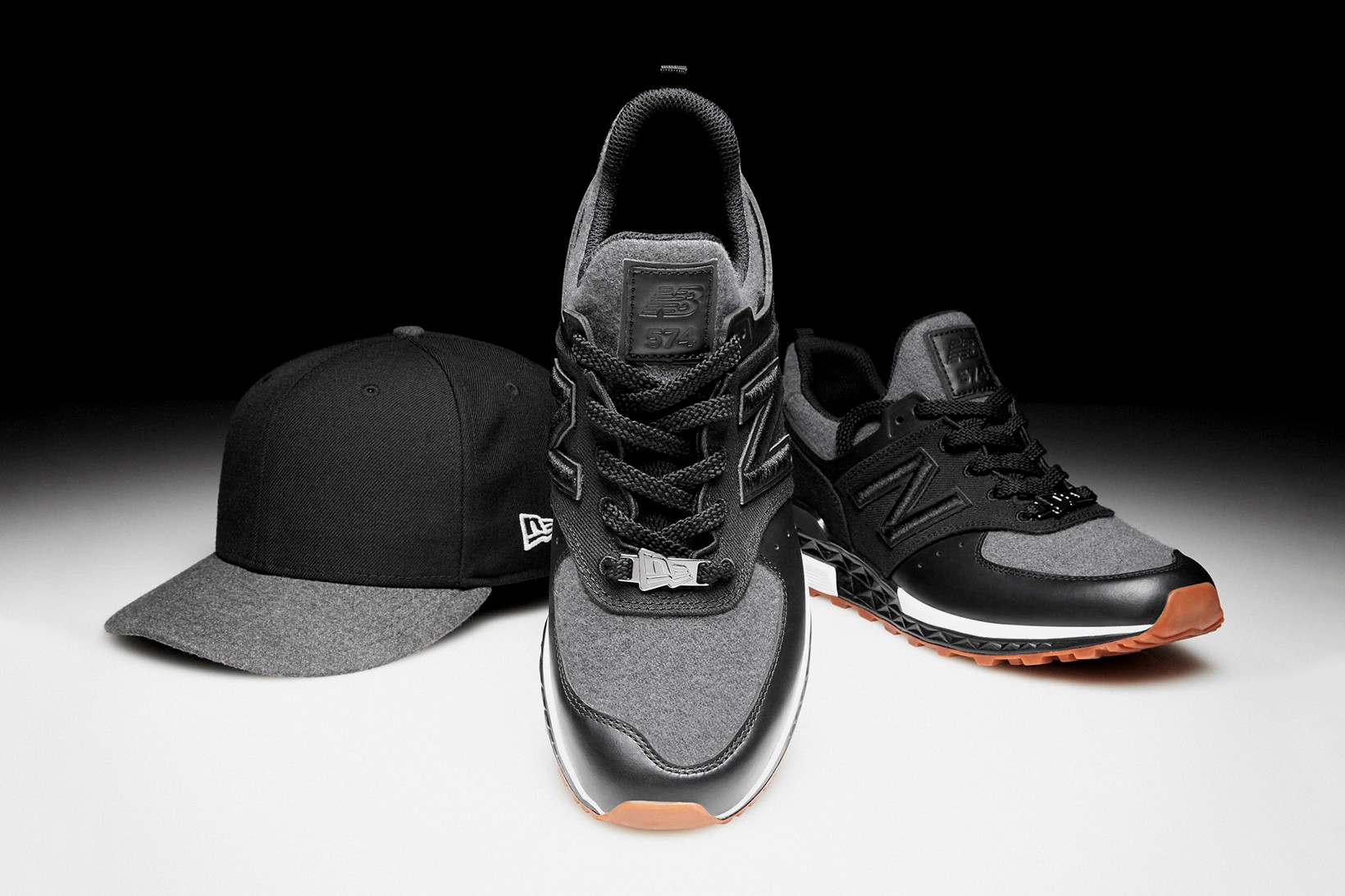 New Era x New Balance 574 Sport Capsule