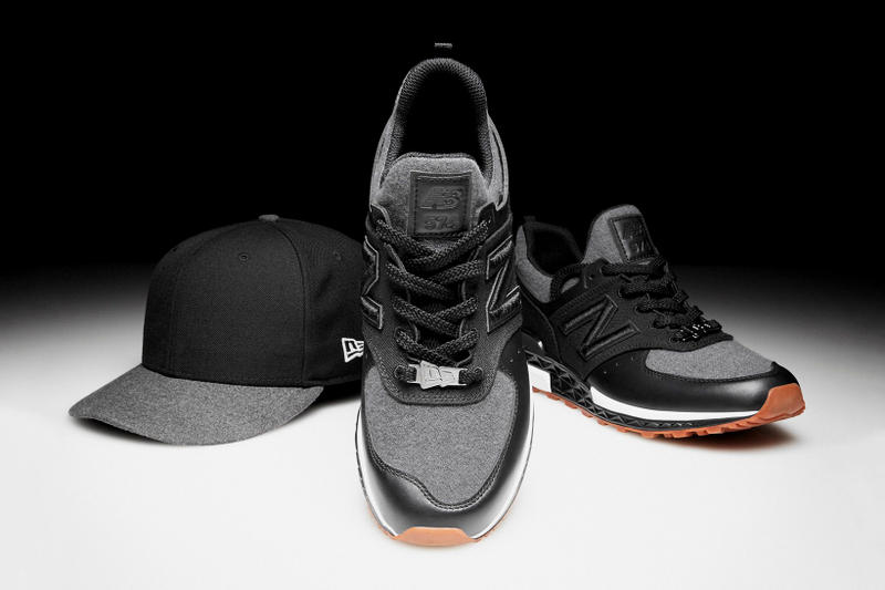 huge selection of 85010 1aaf4 New Era x New Balance 574 Sport Capsule | HYPEBEAST
