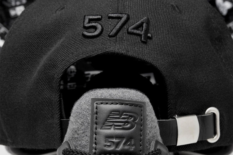 New Era New Balance 574 Sport Collaboration 2017 October 14 Release Date Info Sneakers Shoes Footwear