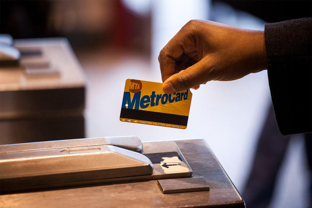 New York City Tap to Ride Subway MetroCard Phase Out 2018