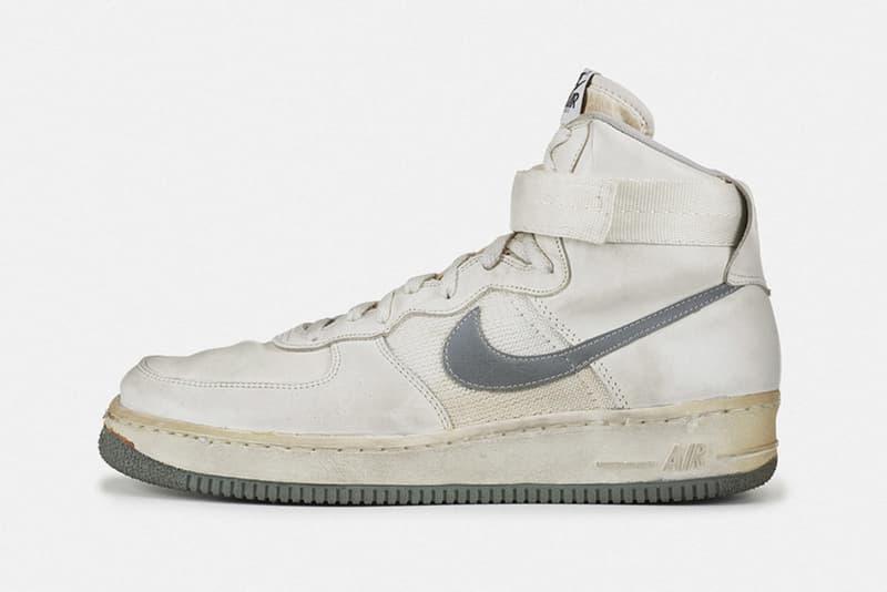 Nike Air Force 1 Designer Bruce Kilgore