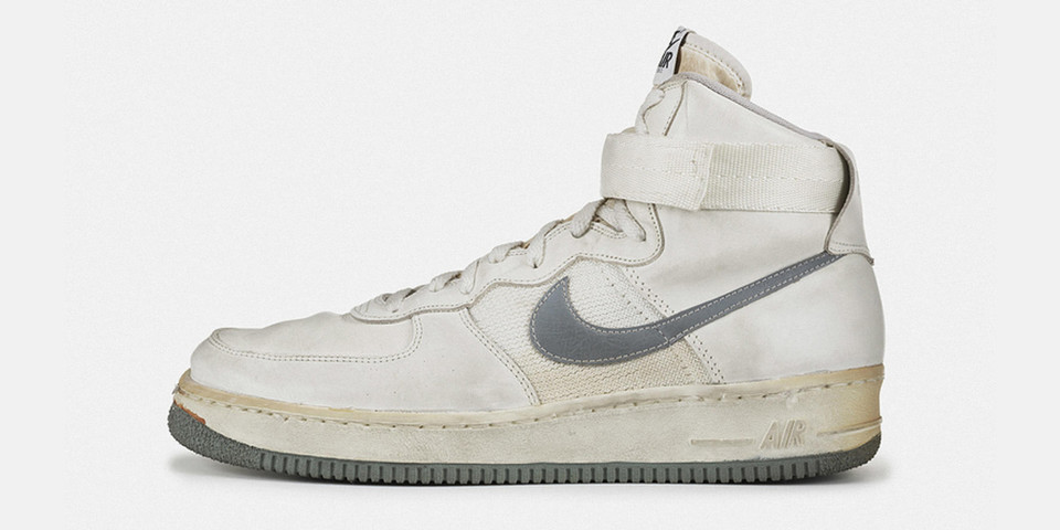 Nike Air Force 1 Designer Reveals How the Sneaker Reached Icon Status