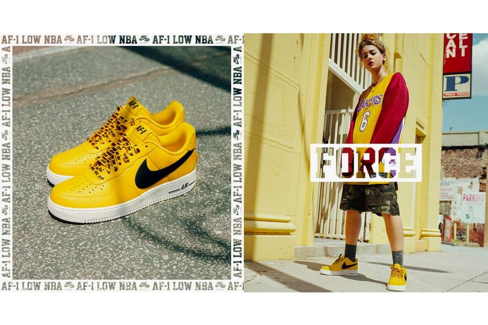 Nike AF-1 Low NBA