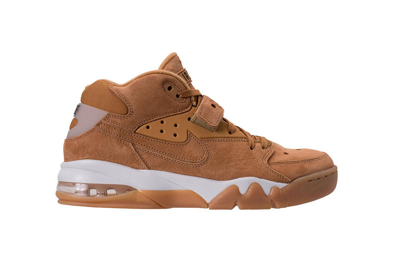Nike Air Force Max Flax Wheat Charles Barkley 2017 October 14 Release Date Info Sneakers Shoes Footwear