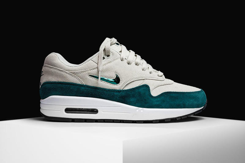 best place top design meet Nike Releases the Air Max 1 Jewel