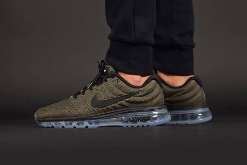 28cbb1a4fb24 Nike Air Max 2017 Cargo Khaki 2017 October Fall Release Date Info Sneakers  Shoes Footwear