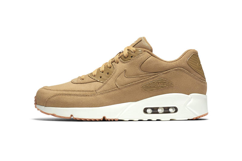 Nike Air Max 90 BW Huarache Footscape Woven Chukka Flax Wheat 2017 October 14 Release Date Info Sneakers Shoes Footwear
