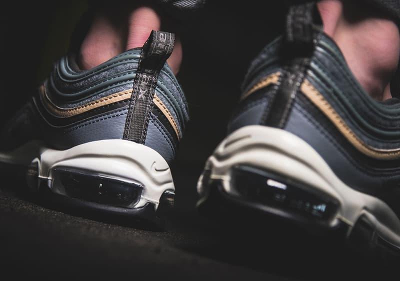 Diacrítico Inmigración Poner la mesa  Nike Air Max 97 Premium Deep Pewter On-Feet   HYPEBEAST
