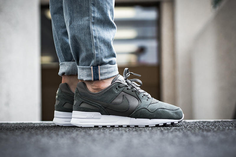 Nike Air Pegasus 89 '89 River Rock Dark Green Colorway