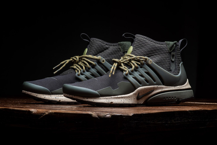 34480390c536 A Closer Look at the Nike Air Presto Mid Utility