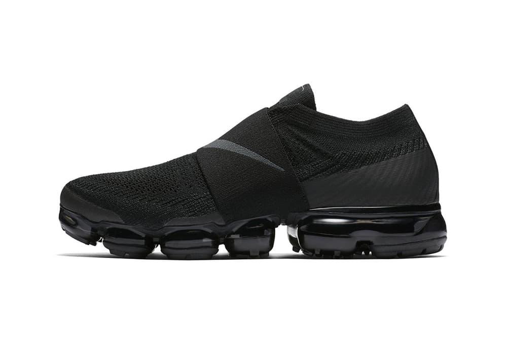 Nike VaporMax Moc Triple Black
