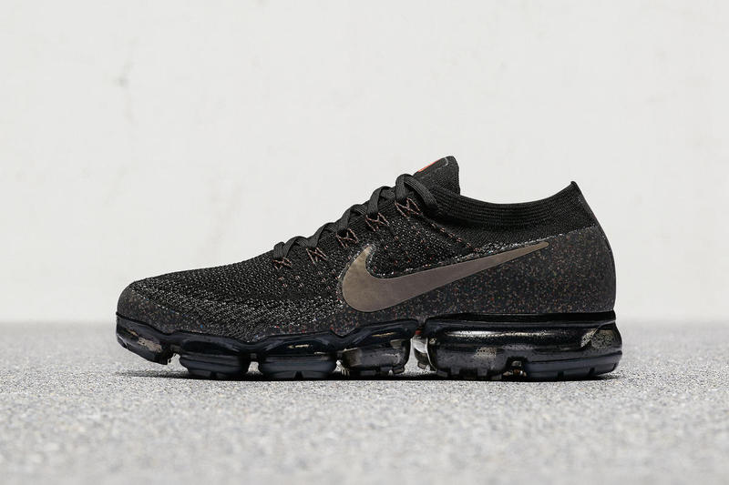 Nike Air Vapormax Black Gold Footwear Release Date November 2 2017 Info