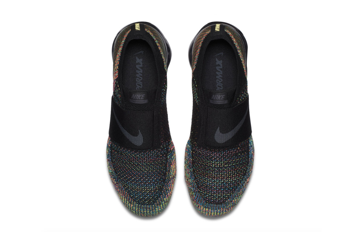 Nike Air Vapormax Strap Multicolor Official Look Hypebeast
