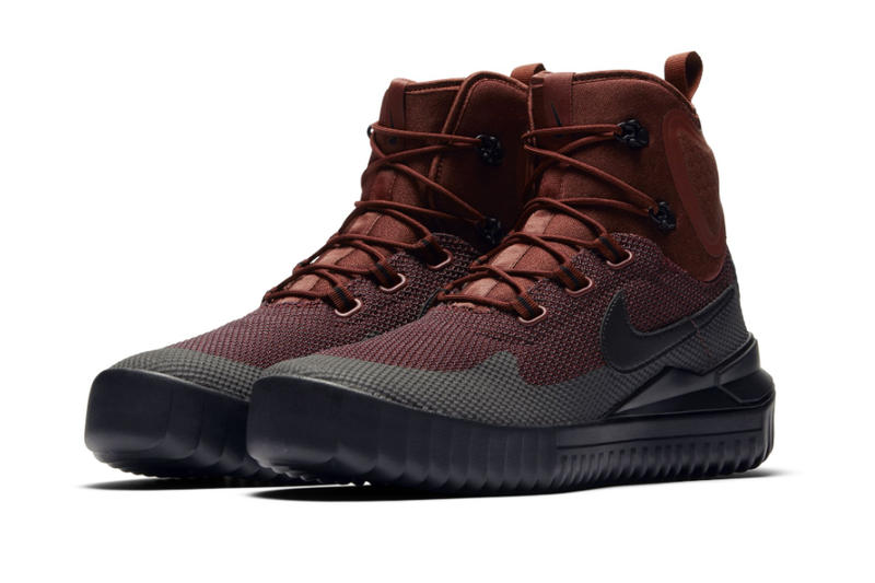 Nike Air Wild Mid Fall Winter Brown Black Maroon