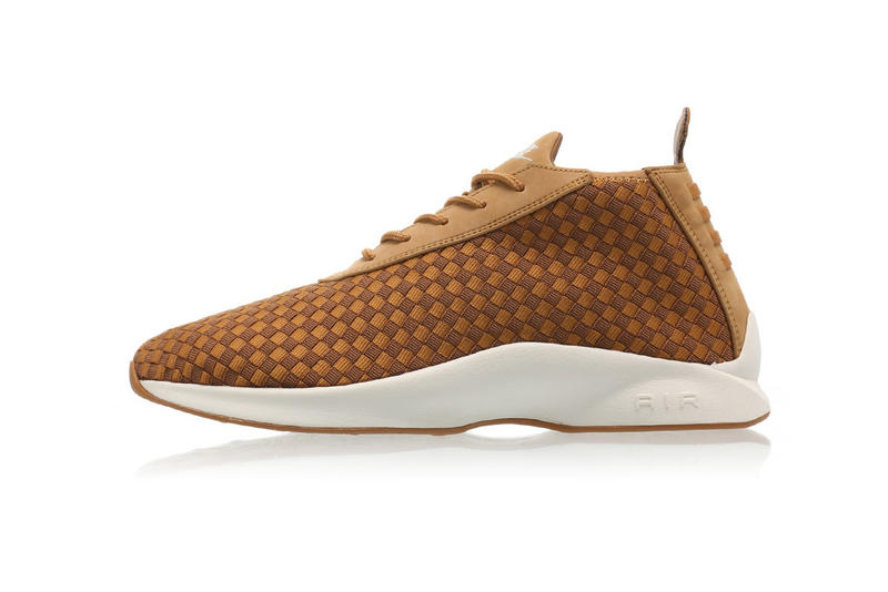 new styles fbb22 707f4 Nike Air Woven Boot Wheat Flax 2017 October Release Date Info Sneakers Shoes  Footwear Titolo