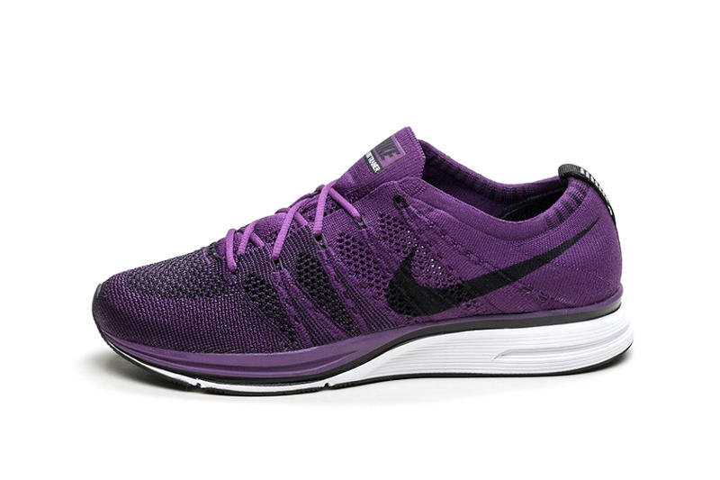 36b9fe243b04 Nike Flyknit Trainer Night Purple November 2017 Release