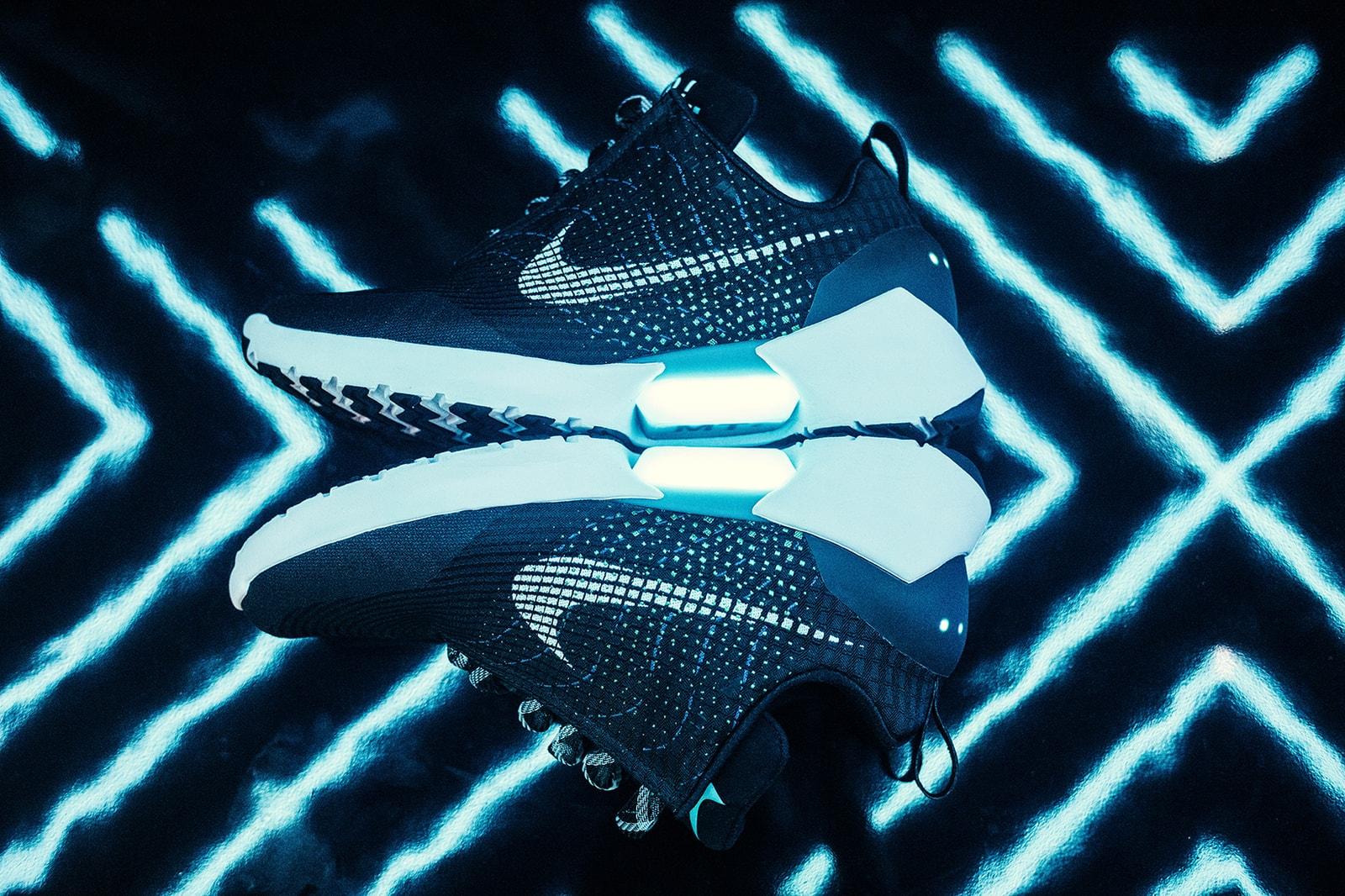Tinker Hatfield Nike HyperAdapt Interview