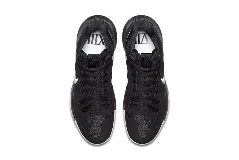 ca05692d72298a Nike Kyrie 3 Black Suede Kyrie Irving