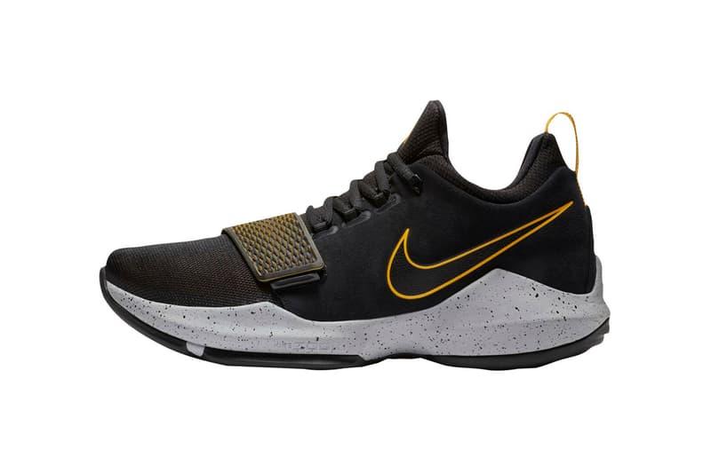 Nike PG1 Black University Golf Wolf Grey
