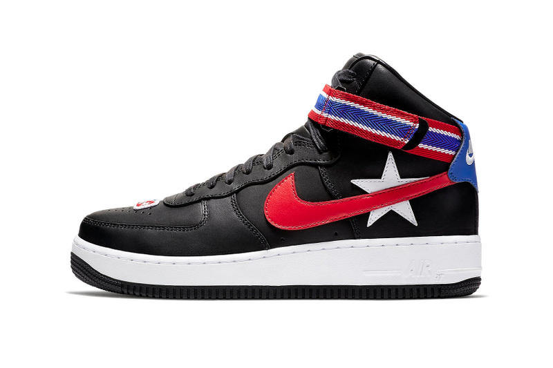Riccardo Tisci NikeLab Collection Air Force 1 High Closer Look