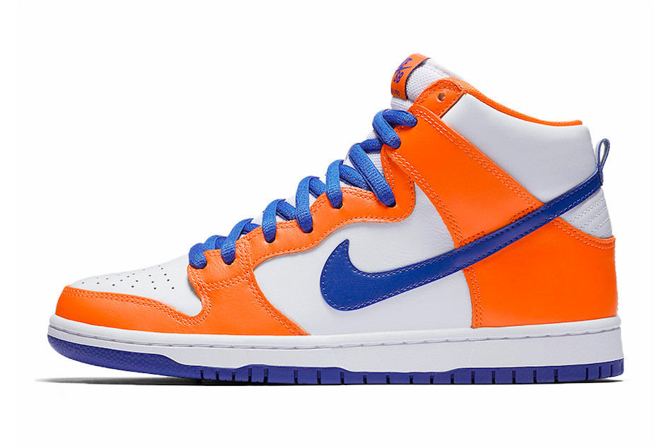 Danny Supa's Nike SB Dunk Surfaces in a