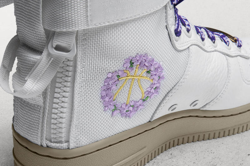 Nike SF AF1 Mid Los Angeles 2017 October 12 Release Date Info Sneakers Shoes Footwear