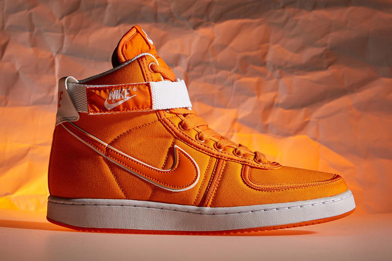 Nike Vandal High Supreme Doc Brown Back to the Future 2017 October 21 Release Date Info Sneakers Shoes Footwear