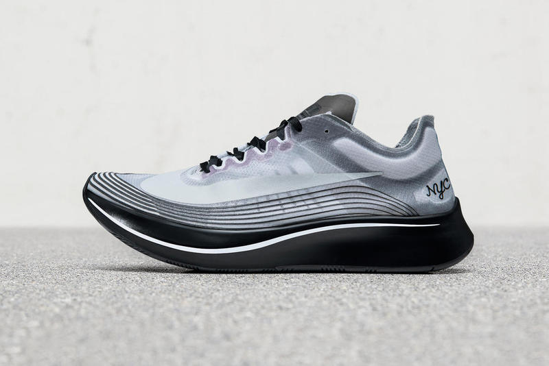 half off 384f0 74e75 Nike Zoom Fly SP NYC 2017 November 2 Release Date Info New York City SNKRS  Sneakers