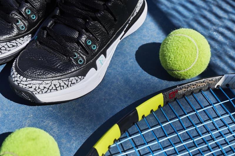 Nike Zoom Vapor Tour AJ3 atmos Elephant Nike SNKRS Roger Federer Footwear Trainer Tennis