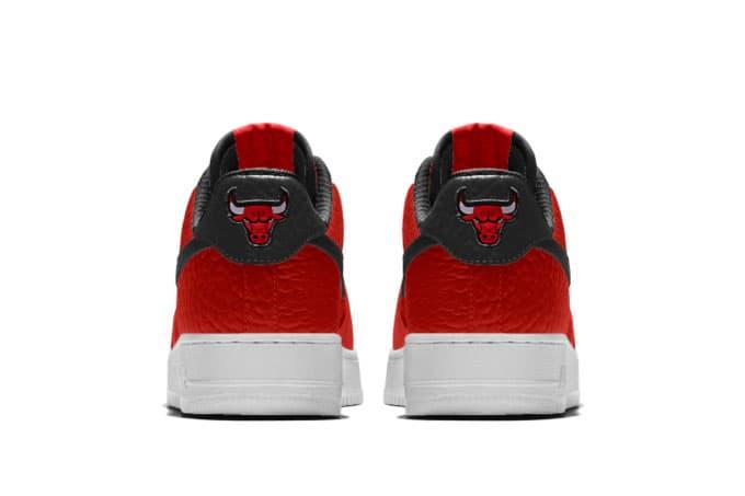 Nikeid Air Force 1 Nba Customs Hypebeast