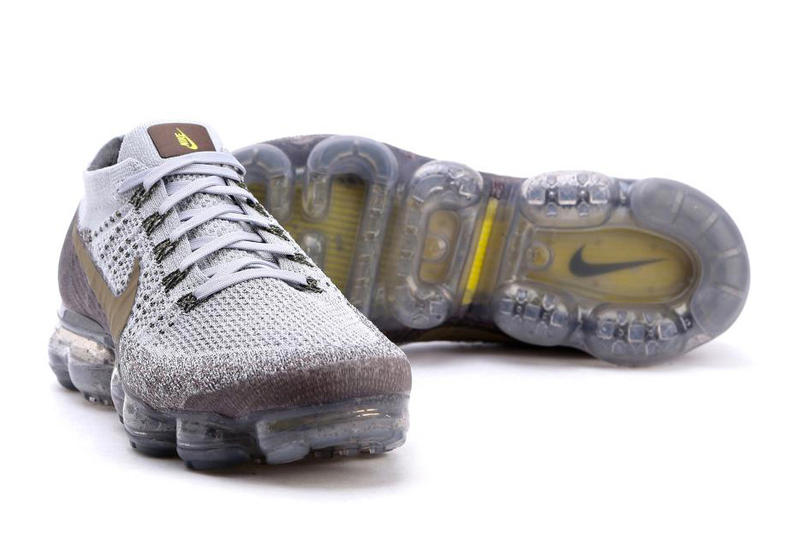 best authentic 0132f f9444 The NikeLab VaporMax in Midnight Fog and Wolf Grey | HYPEBEAST