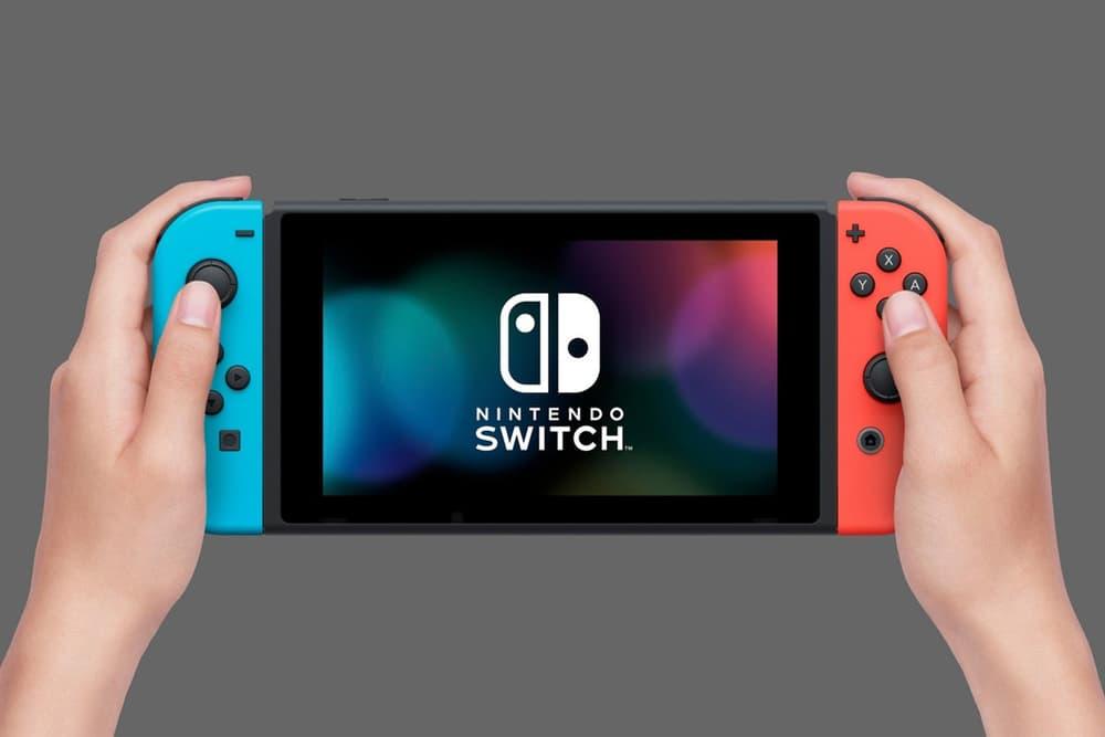 Nintendo Q2 Report 2017 Second Quarter Nintendo Switch Mario
