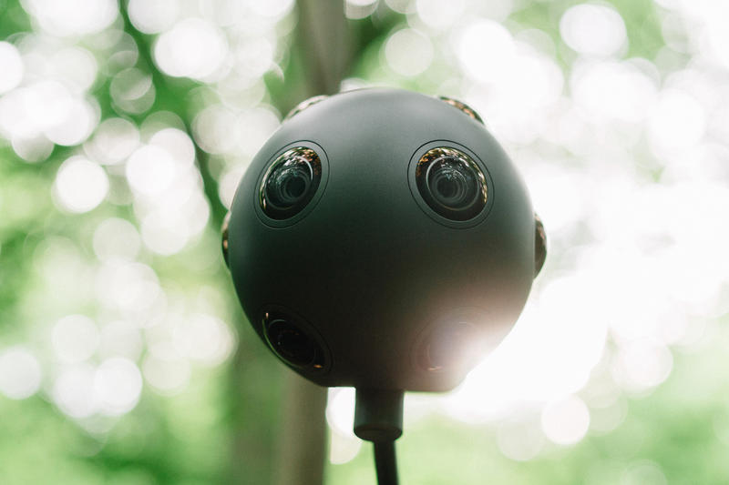 Nokia Ozo Spherical VR Camera Production Halted 360