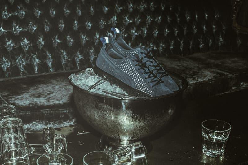 Off The Hook PUMA Clyde Dress Code Footwear Sneaker Shoe Release Date Info October 14 21