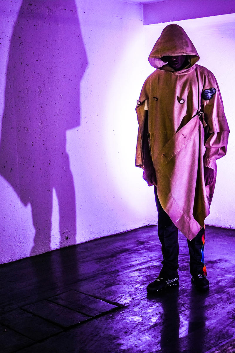 Off-White™ Virgil Abloh Art Dad Capsule Collection Fashion Clothing Outerwear Clothes Luxury