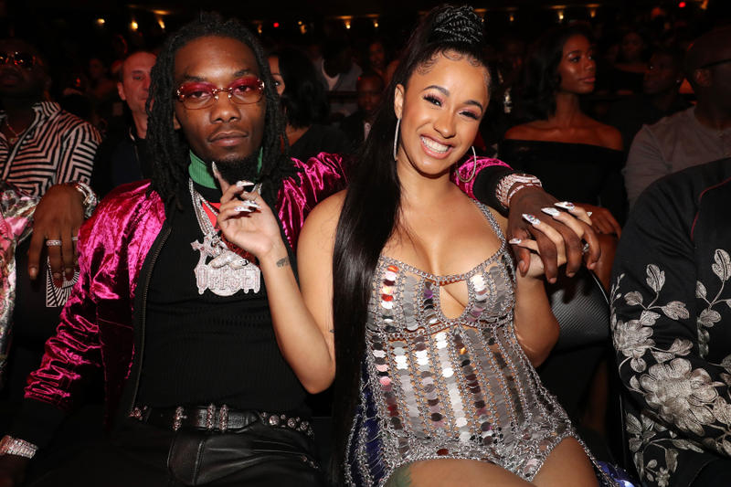 Offset Cardi B Wedding Special BET VH1
