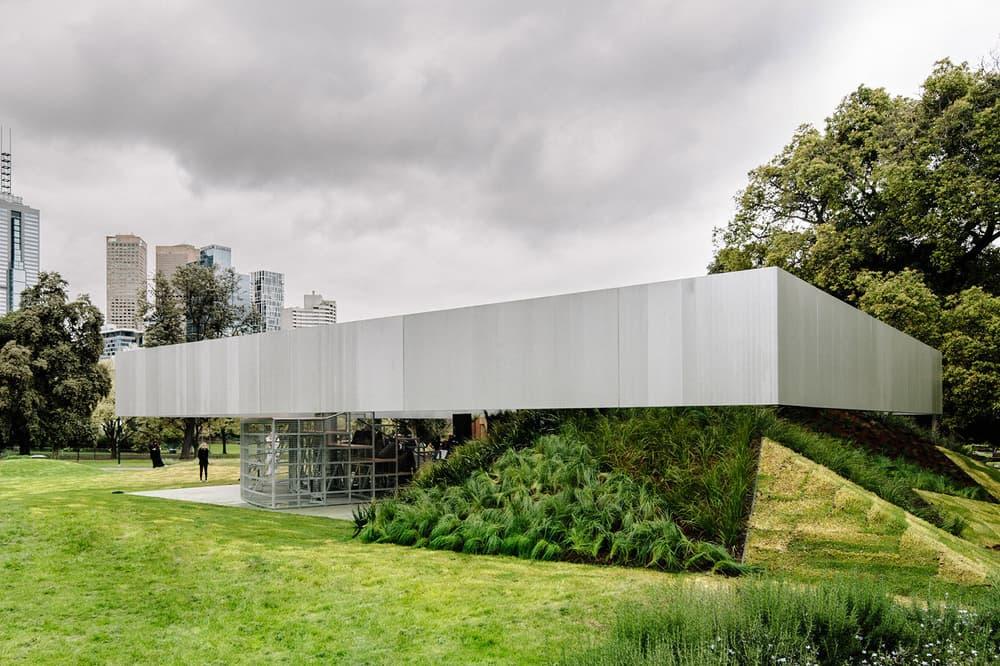 Rem Koolhaas OMA 2017 MPavilion Design Australia Melbourne Architecture