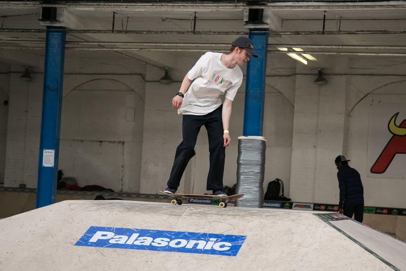 Palace London MWADLANDS Skateboarding Skaters Skatepark addias
