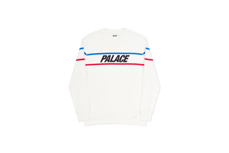Palace London Winter 2017 Collection Drop First Look Products