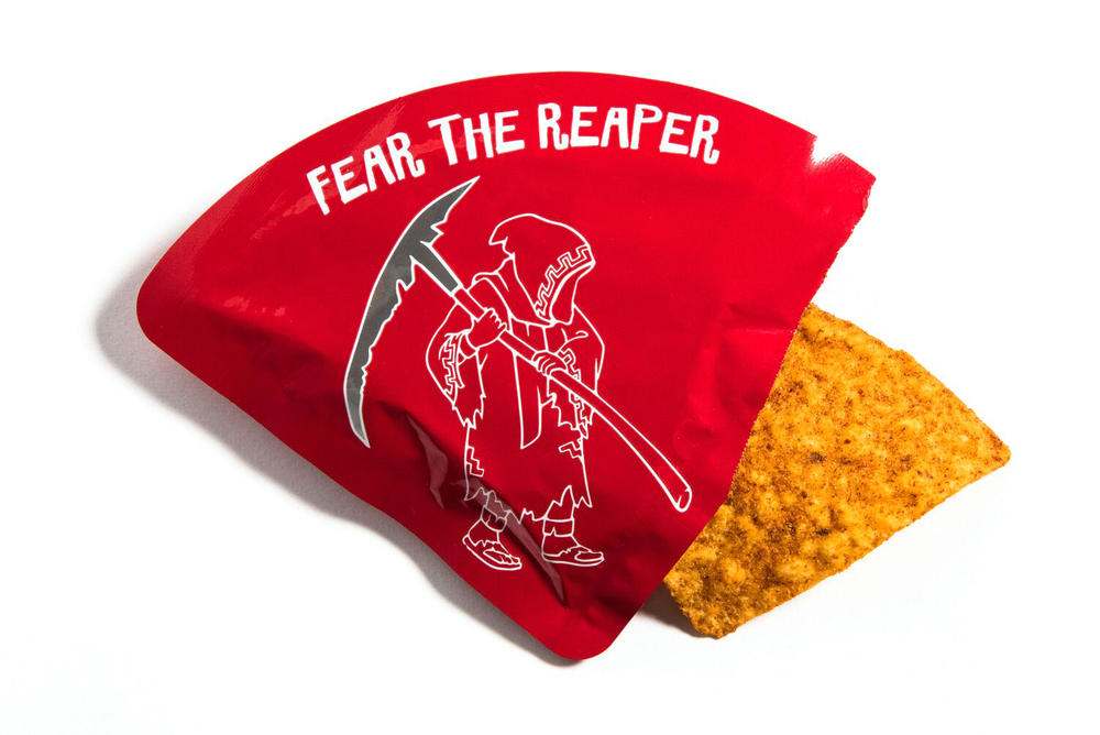 Paqui Carolina Reaper Madness Chips Hotter Than Ever 2017