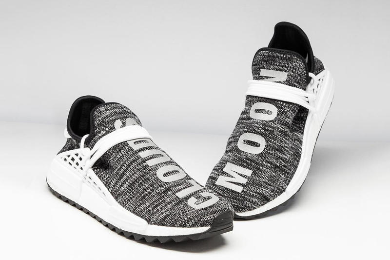 Pharrell x adidas NMD HU Trail Cloud & Moon Release Drop Info 2017 October Stadium Goods