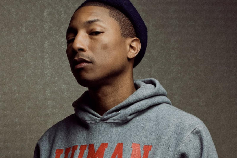 Pharrell Wiliams Alibaba Double 11 Singles Day Countdown Gala 2017