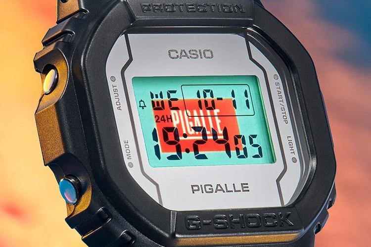 G Shock Dw 5600 Hypebeast