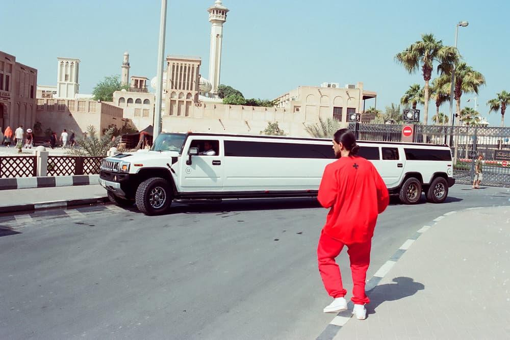 Places+Faces Dubai Capsule Collection Pop-Up Shop WORTHY