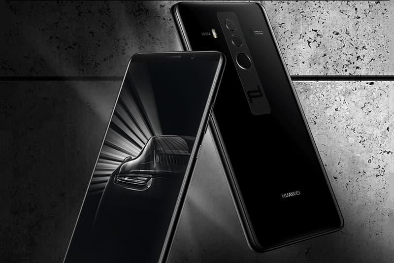 Porsche Design Huawei Mate 10 Smartphone Mobile Phone